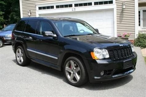 2009 Jeep Srt8 For Sale Sell Used 2009 Jeep Grand Srt8 In Monrovia