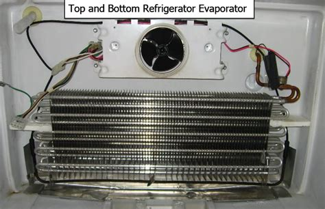 kenmore side by side refrigerator evaporator fan not working refrigerator won t get cold but freezer will appliance