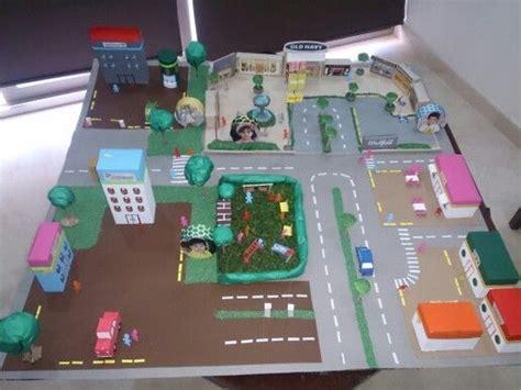 con que materiales reciclables puedo hacer una maqueta de volcan las 25 mejores ideas sobre maquetas escolares en