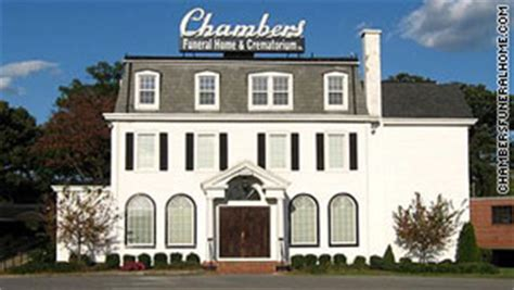 chambers funeral home eye opener the nash