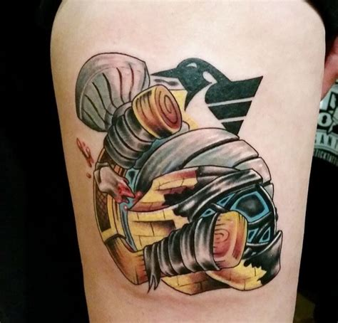 pittsburgh tattoo pittsburgh penguins pictures to pin on