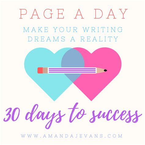 Writers Talk About Writing All Day by The Page A Day Writing Challenge And Why It Works Amanda