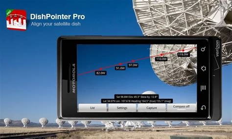 dishpointer pro 2 2 2 apk free dishpointer pro v2 2 2 android 187 4pda info мобильная информация