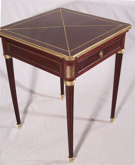 Card Tables For Sale by 8362 Mahogany N Lre Handkerchief Card Table C1875 For Sale Antiques Classifieds