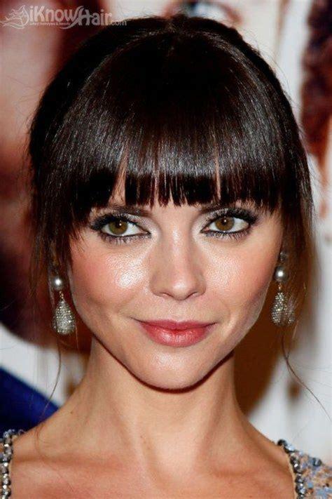 fringe bangs 2013 hair trends 52 best fringe hair styles images on pinterest make up