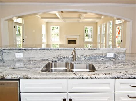 White Cabinets Granite Design Tip More Cabinet And Granite Pairings