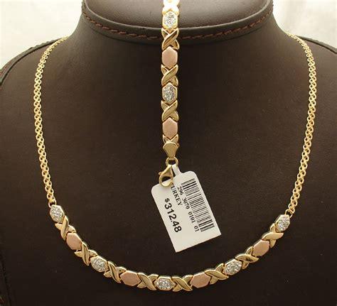 hugs kisses bracelet necklace or set bizmark chain