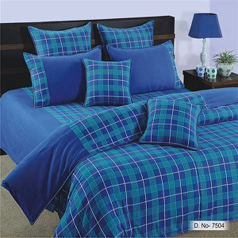 royal blue bed set checkered royal blue bed sheet n comforter set online