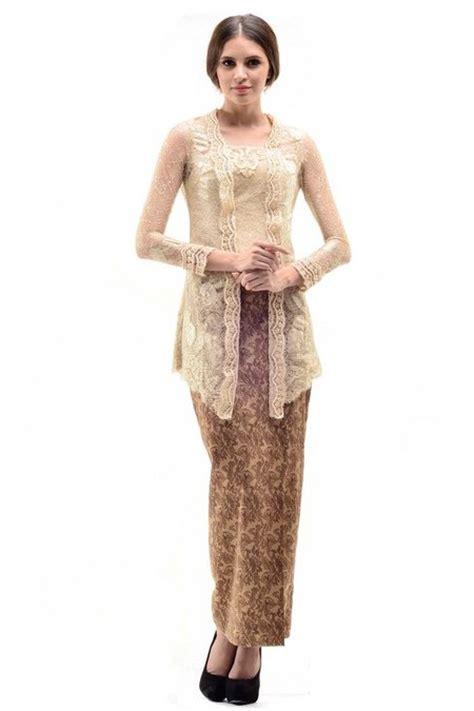 Baju Elegan Simple desain kebaya modern yang simpel dan elegan ide model busana