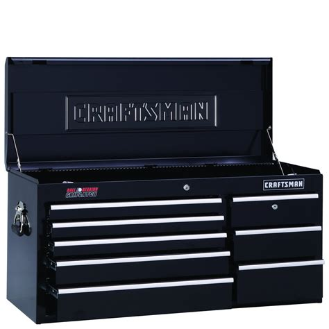sears 8 drawer tool box craftsman top chest get organized with 8 drawer chest
