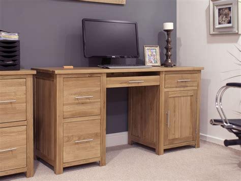 Buy Homestyle Gb Opus Oak Computer Desk Large Online Computer Desk Large