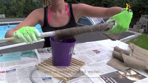 toilettenpapier fackel fackeln selber machen