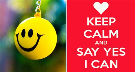 Pensée positive : yes, you can