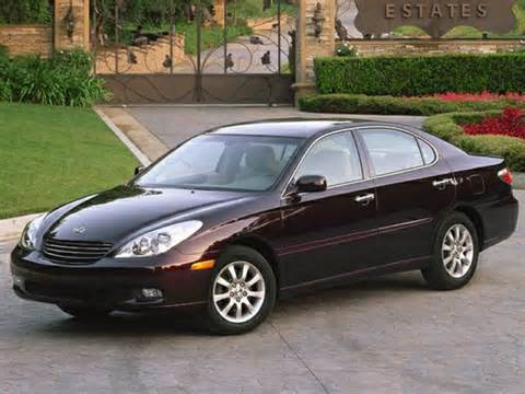 2002 lexus es 300 specs safety rating mpg carsdirect