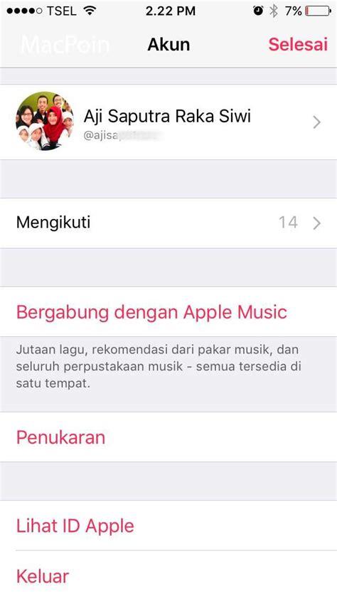 membuat apple id dengan kartu debit cara daftar apple music gratis tanpa kartu kredit macpoin