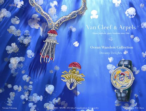 sketchbook pro jewelry statement jewelry collection for cleef arpels on behance