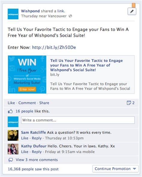 How To Have A Giveaway On Facebook - top 5 mistakes to avoid when running a facebook contest