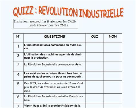 questions quizz jeu télévisé cm2 b moliere villanueva quizz r 233 volution industrielle