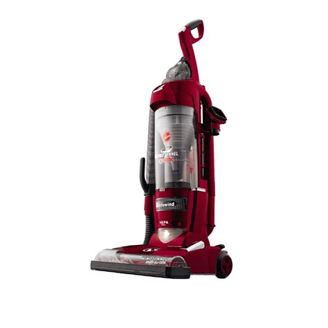Vacuum Cleaner Maxhealth Ez Hoover Cyclone shop hoover 12 windtunnel cyclonic upright vacuum cleaner at lowes