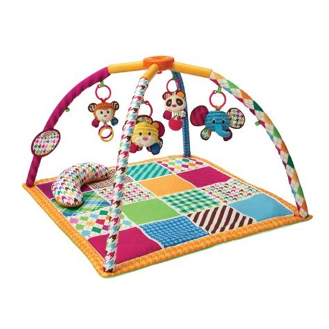 Activity Play Mats by Other Baby Infantino Safari Twist And Fold Activity