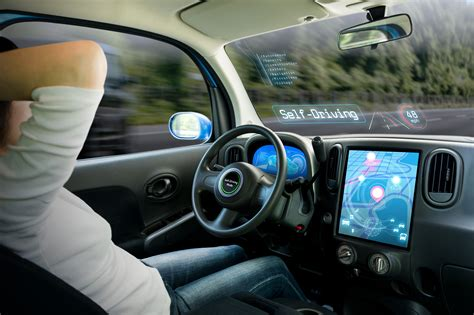self driving self driving vehicles who s behind the wheel two ways