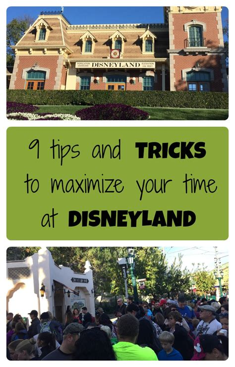 9 disneyland tips and tricks i learned from our 3 days at the park points with a crew