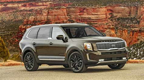 2020 Kia Telluride Review by 2020 Kia Telluride Reviews Price Specs Features And