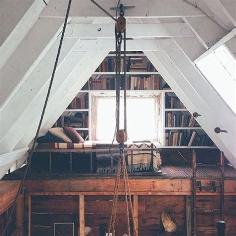 20 creative attic library for function room home design cozy attic library design
