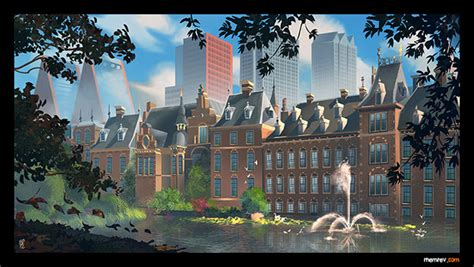 environment design for entertainment environment design animation on behance