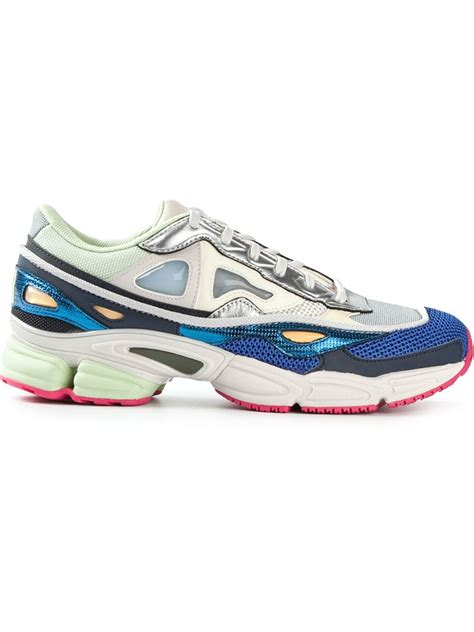 lyst raf simons ozweego sneakers for