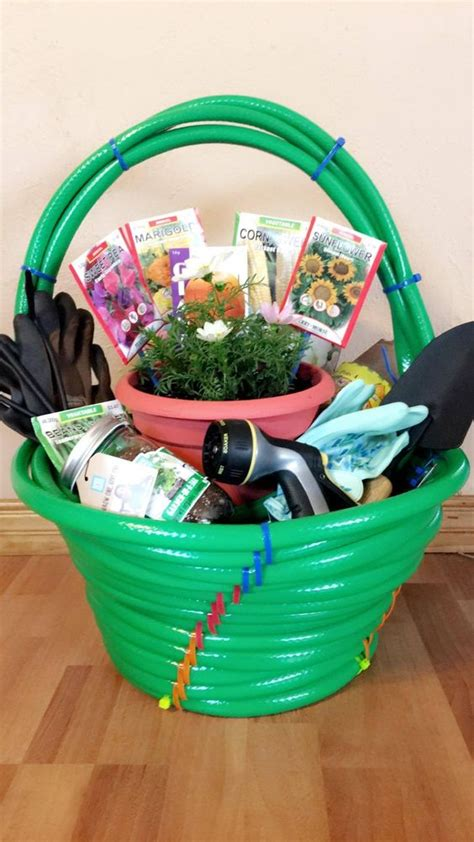 Do It Yourself Gift Basket Ideas For Any And All Occasions Gardening Gift Ideas For