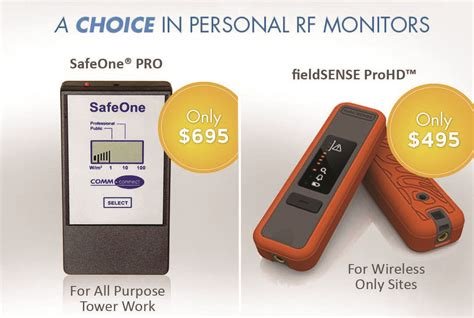 lba offers economical choices in personal rf monitors