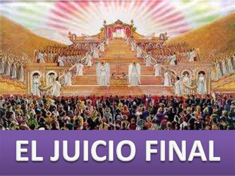 juicio final el juicio final de dios upload share powerpoint auto design tech