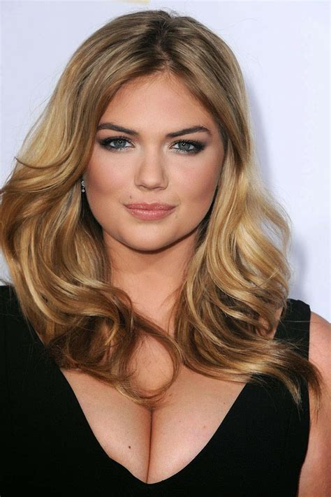 Kate Upton Hair Color | kate upton hair make up hair and beauty pinterest