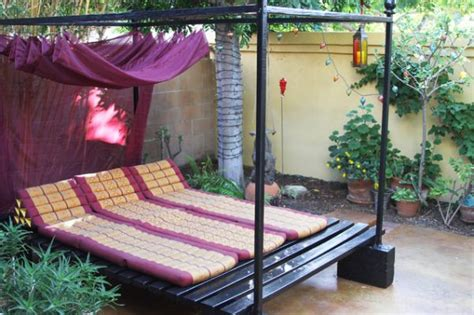 backyard bed 37 outdoor beds that offer pleasure comfort and style