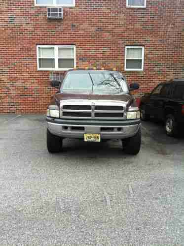 Dodge Ram 12 Valve Cummins Sell Used 1998 Dodge Ram 2500 12 Valve Cummins Diesel 4x4