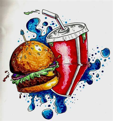 food doodle pens 17 best images about fast food nation on