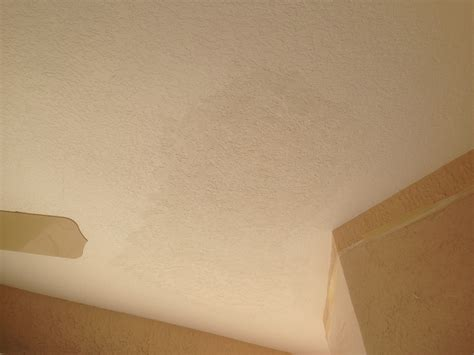 What Is A Knockdown Ceiling by Knockdown Texture Sponge