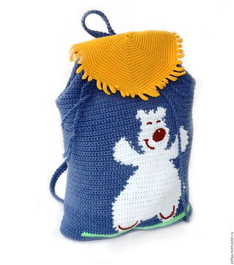 knitted backpack backpack knitted quot in the south quot backpack