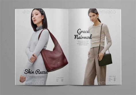 10 modern fashion catalogs for making catalogs full