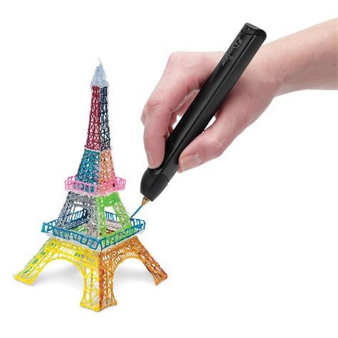 the 3d printing pen hammacher schlemmer