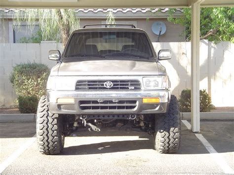 94 Toyota Lift Onepok4runner 1994 Toyota 4runner Specs Photos