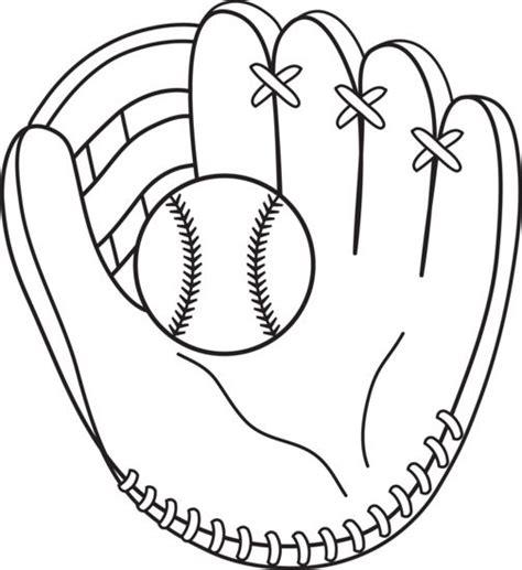 coloring page baseball printable baseball coloring pages coloring me