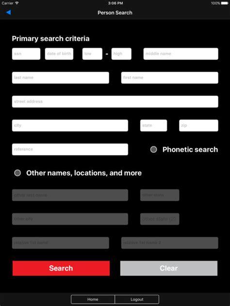 Accurint Search Lexisnexis 174 Accurint 174 Mobile Apprecs