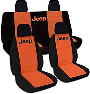 Waterproof Jeep Seat Covers Jeep Wrangler Jk 2011 To 2015 Two Tone Seat Covers With