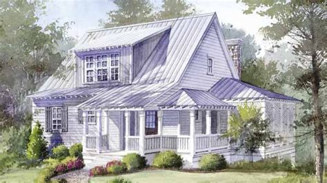 ideal mountain house  lakeside retreat house plans   square foot getaway called