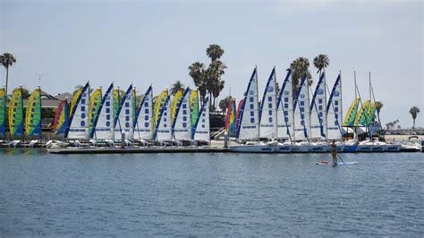 sailboat rental san diego catalina 16 5 sailboat rental mission bay sportcenter
