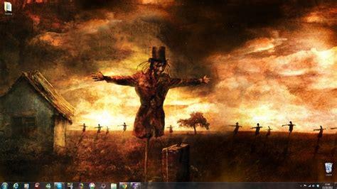halloween terror animated wallpaper