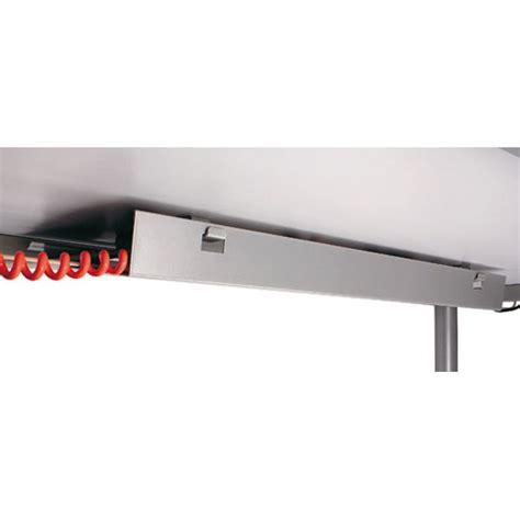 schreibtische lang ergobasis kabelwanne abklappbar 1160 mm lang f 252 r