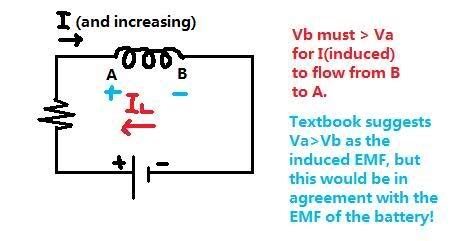 inductor back emf calculator confused about how inductors work and produce a back emf physics forums the fusion of